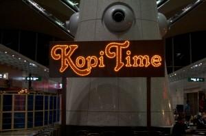 Davon hatte ich am KL International Airport eine Menge – etwa 16 Stunden